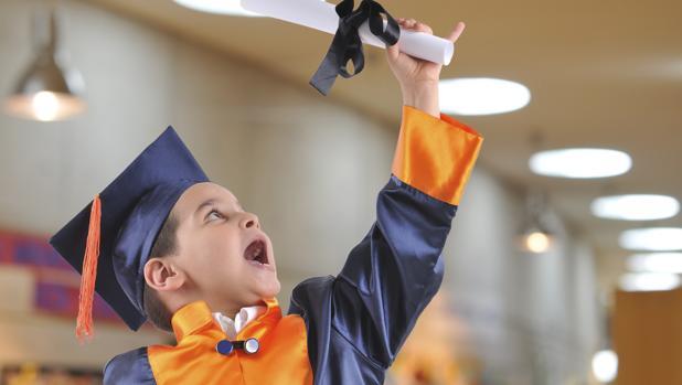 Las ceremonias de graduación nacieron en América en los años 30