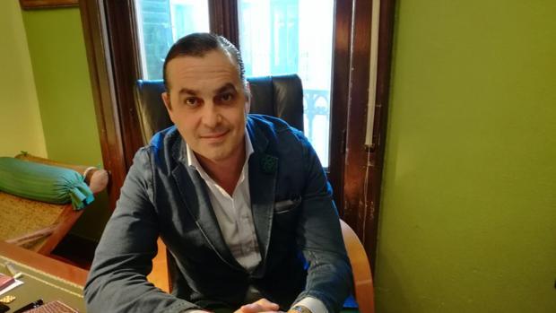 Pedro Santamaría Pozo, psicopedagogo y psicólogo clínico
