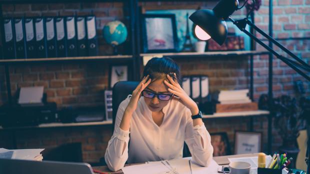 Este «estrés anticipado» genera tanta frustración y falta de confianza en uno mismo