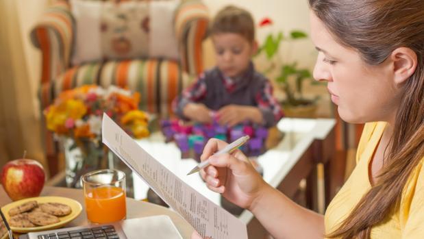 Los padres españoles están muy insatisfechos con el tiempo que dedican a sus hijos