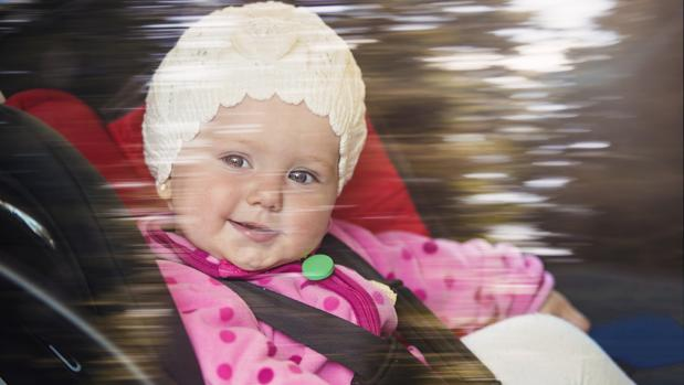 Los accidentes de tráfico son la primera causa de mortalidad infantil
