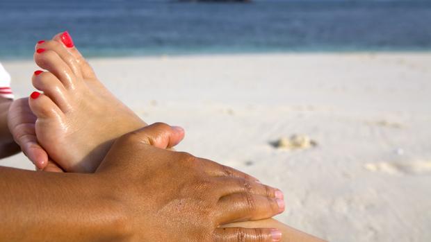 Relajación física y mental de la cabeza a los pies