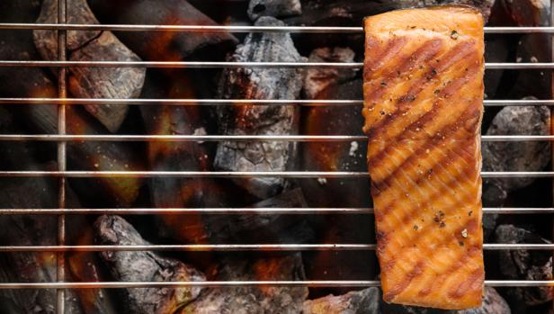 Las marbacoas (de salmón) son para el verano