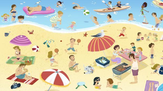 Consejos Para No Perder A Un Niño En La Playa Ni En Ningún Sitio