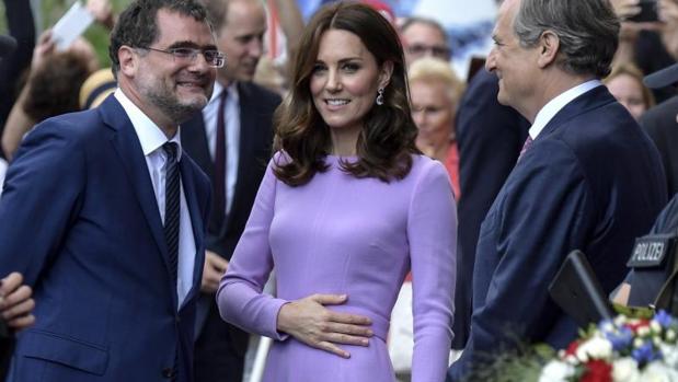 El «mal» de la Duquesa de Cambridge afecta a un 2% de las embarazadas