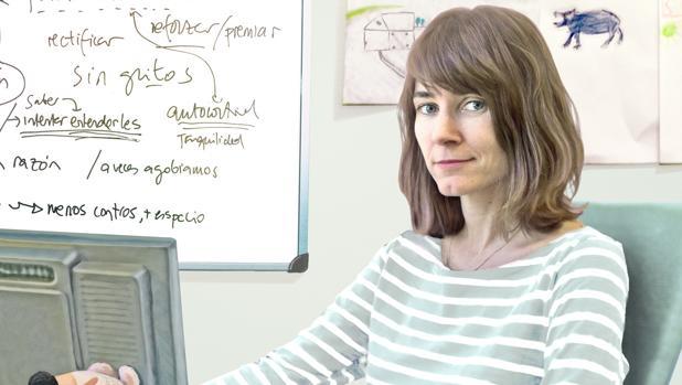 Susana de Cruylles, psicóloga clínica y terapeuta de familia