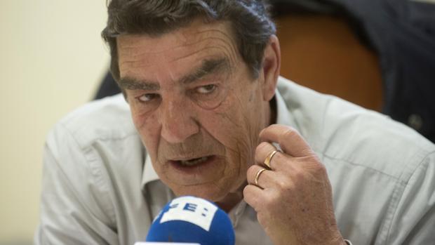 El Juez de Menores de Granada Emilio Calatayud,