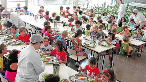 Las comidas escolares suspenden en verduras y frutas de temporada - Empresas de comedores escolares valencia ...