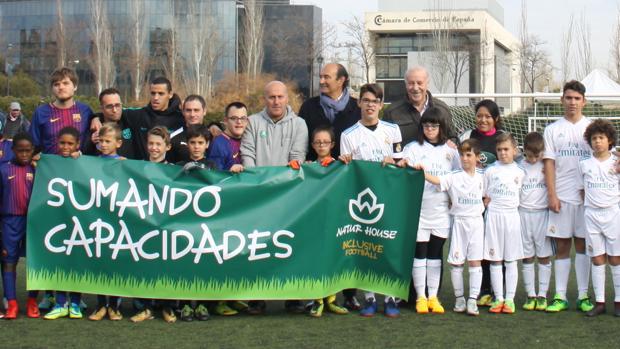 Fútbol inclusivo, la discapacidad no impide ninguna capacidad