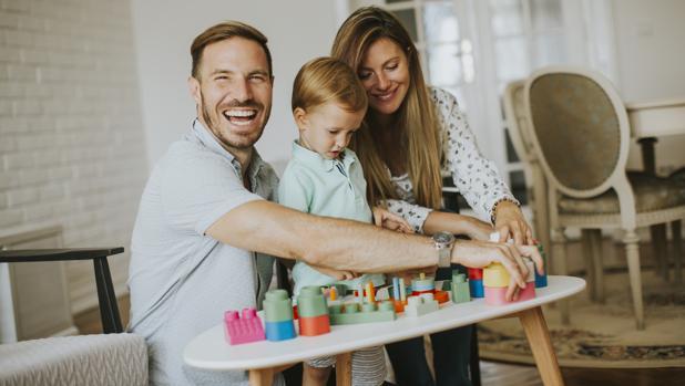Solo el 33% de los padres toma la iniciativa de jugar con sus hijos b338f3bda106a