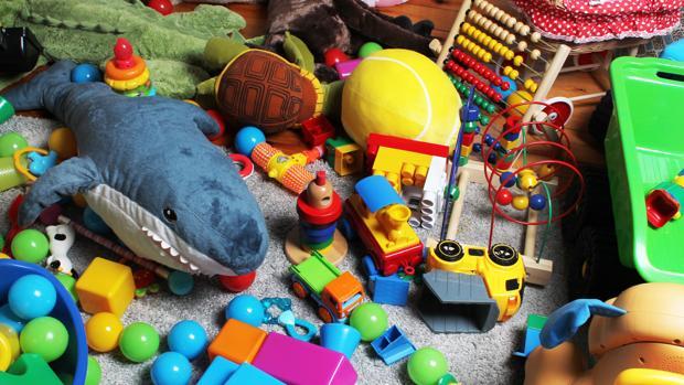 Recogida de juguetes usados en albacete