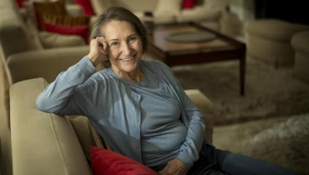 """Carmen Durán acaba de publicar su último libro """"Benevolencia. El camino del corazón»"""