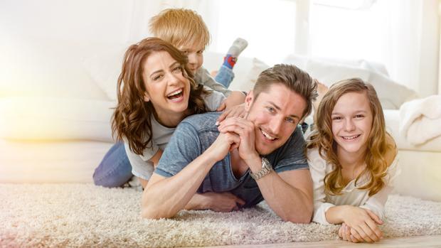Las 5 claves para saber si tu familia es feliz - Casas para familias numerosas ...