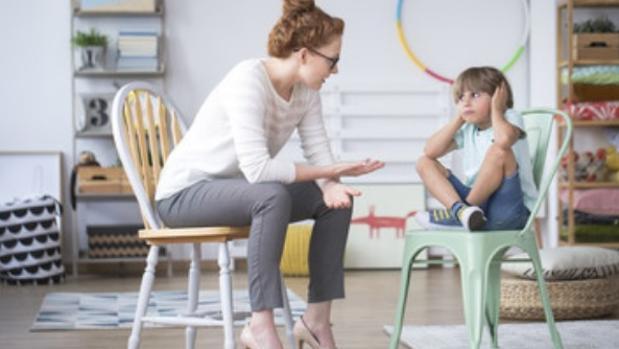 «Los niños funcionan mejor cuando se les explican las cosas»