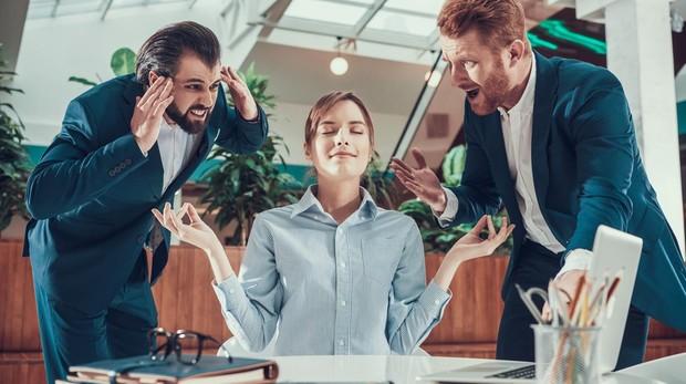 El estrés positivo ayuda a resolver los conflictos. El negativo, te bloquea.