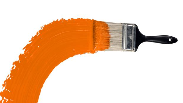 EL color naranja para visibilizar el apoyo a la eliminación de la violencia contra la mujer.