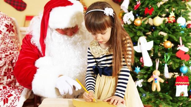 Cómo escribir la carta a Papá Noel sin caer en el  «síndrome del niño hiperregalado»