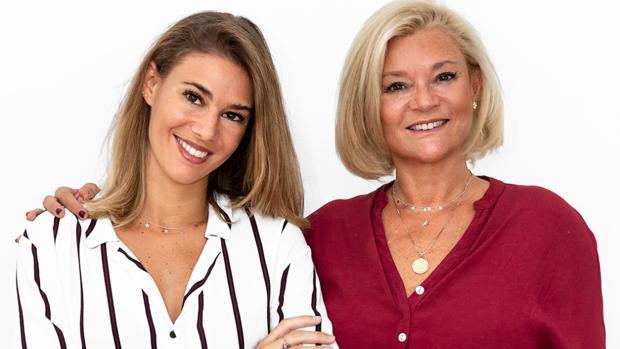 Elena Pérez y María Hernández-Alcalá, madre e hija, bioquímicas y creadoras de Futurlife 21.