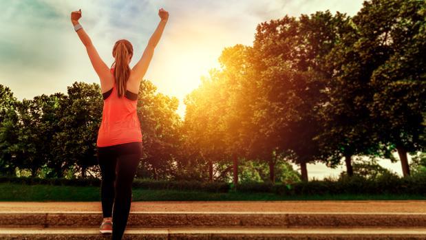 El running y el fitness despierta el interés de los seguidores de Instagram.