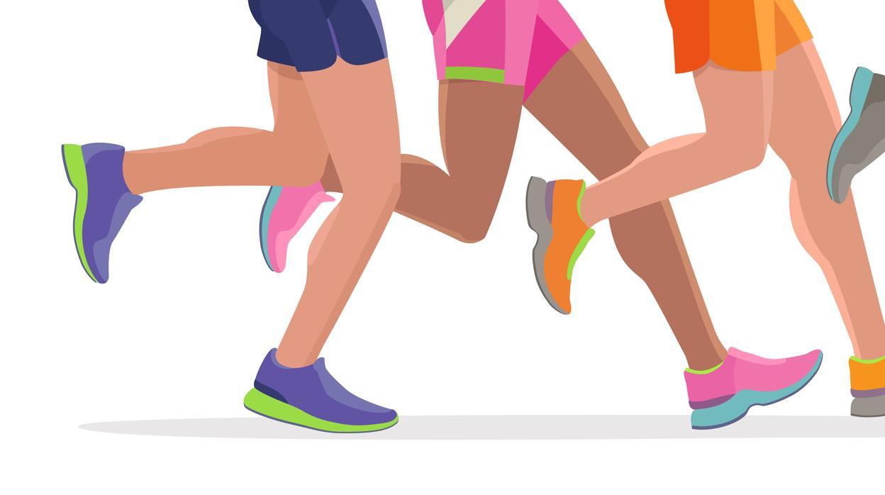 Correr me ayuda a bajar de peso