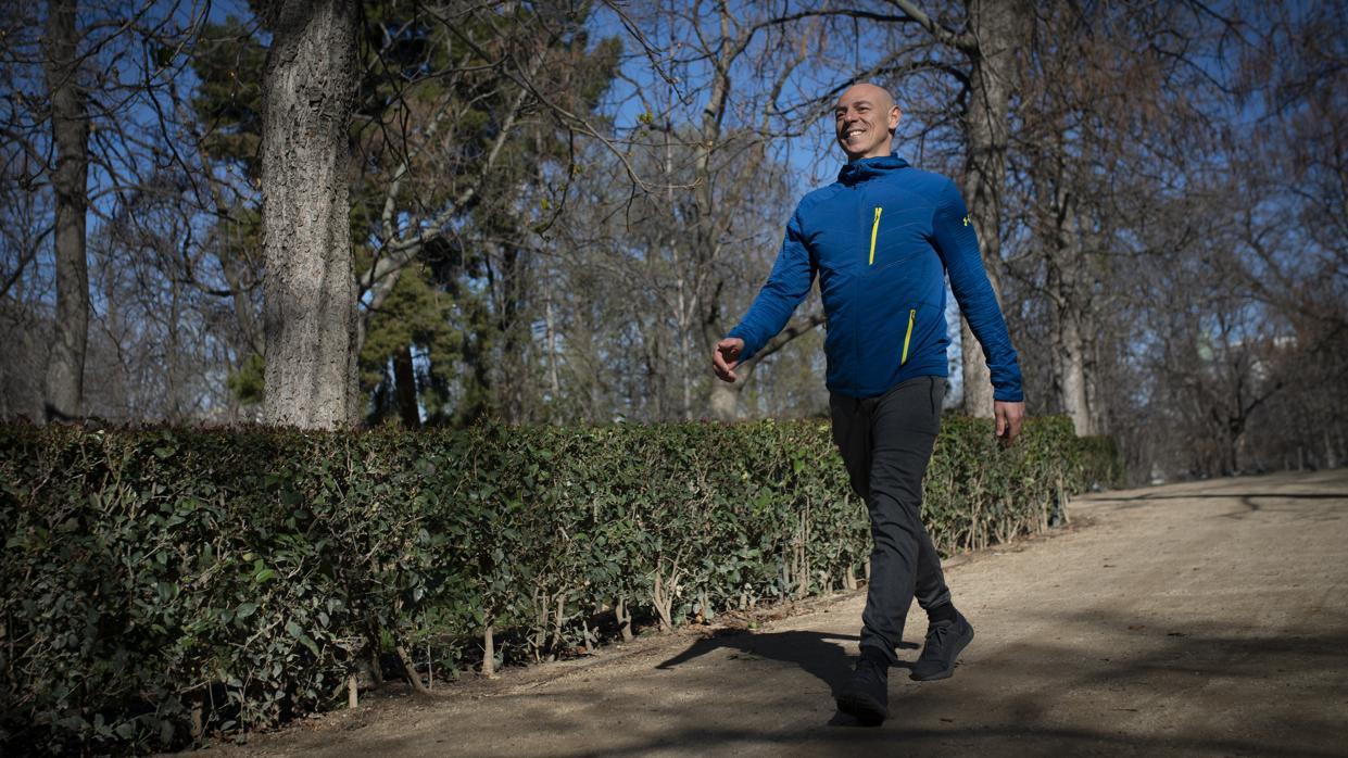 6c32b3154a69 Martín Giacchetta: «¿Sabes cuántos pasos das al día? Un 90% de la población  no llega a los 10.000»