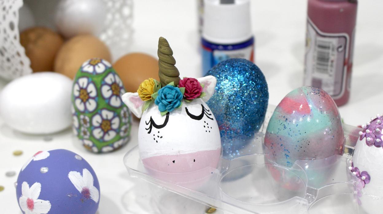 Cómo Hacer Y Decorar Huevos De Pascua Con Tus Hijos