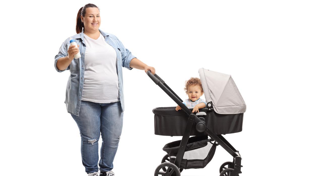 Sobrepeso para quedar embarazada