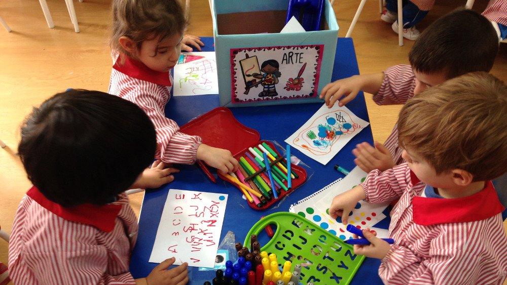 Un aprendizaje basado en metodologías cooperativas