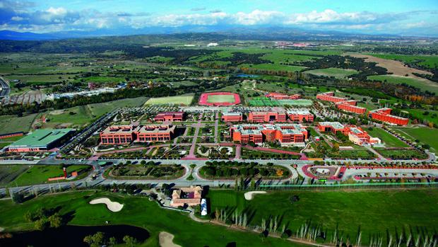 Universidad Alfonso X el Sabio en Madrid