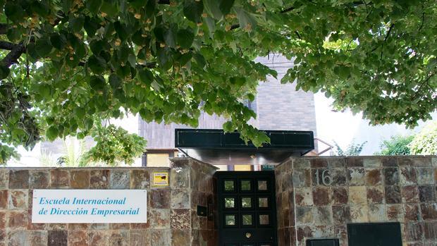 Sede de ESEM, en el barrio madrileño de Arturo Soria