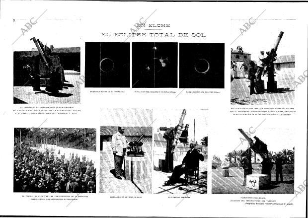 Periódico BLANCO Y NEGRO MADRID 02-06-1900,portada - Archivo ABC