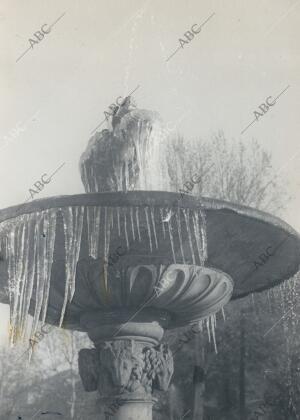 En el mes de enero de 1956 se Registró el día más frío del siglo Xx en la...