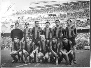 Domínguez, Marañón, Rivera, Wanderley, Pepín