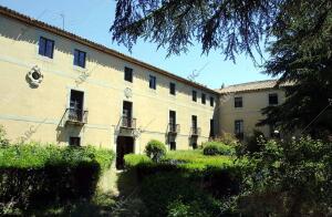 avila 20-6-2001 En la imagen, el palacio de Sofraga, construido en el siglo XVI...