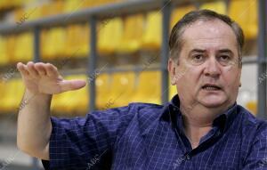 Entrevista a Bozidar Maljkovic entrenador del Real Madrid de baloncesto