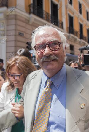 En la imagen Jose Mariano Benitez de Lugo