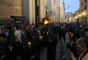 Procesión Virgen nuestra Señora del amparo