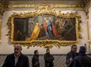 Presentación de la Capilla de la Comunión de la iglesia de San Nicolás