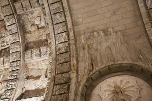 Basílica y Cruz en el Valle de los Caídos