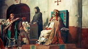 El macabro juicio que celebró un Papa a un cadáver