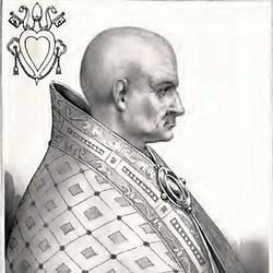 Retrato idealizado de Sergio III