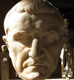 Busto de Liciinio Craso