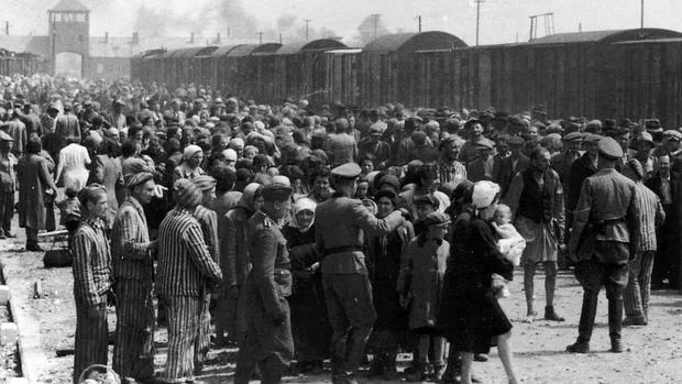 Auschwitz, uno de los campos de exterminio que recibió más presos húngaros