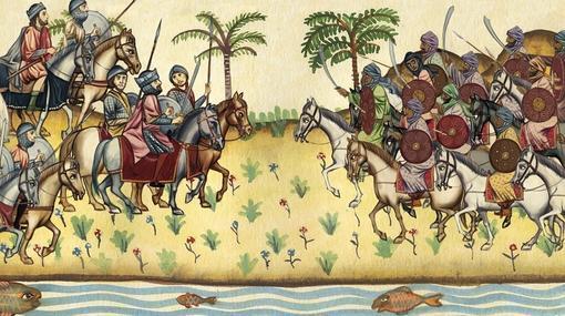 Don Rodrigo, en la batalla de Guadalupe