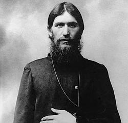 Fotografía de Rasputín en 1910