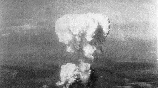 Bomba atómica de Hiroshima (Japón)