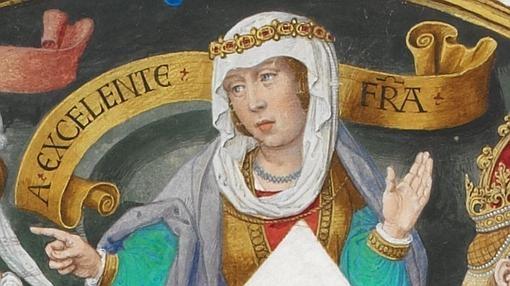 Juana la Beltraneja, presunta hija de Enrique IV