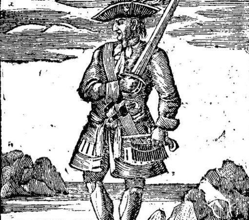 Jack el Calicó, según un cuadro de la época