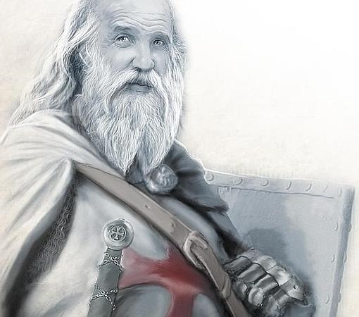 El último Gran Maestre de la Orden del Temple