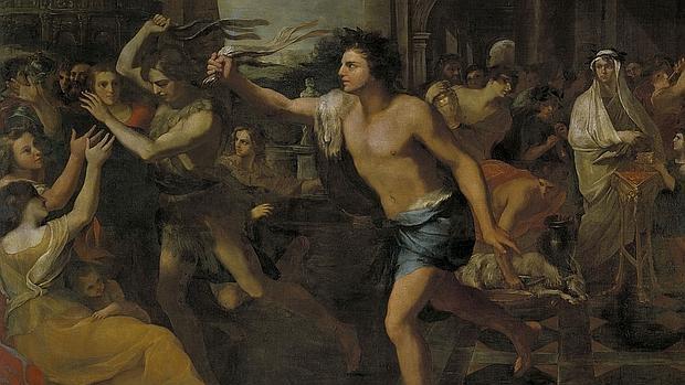 Resultado de imagen de muerte de San Valentin en el imperio romano